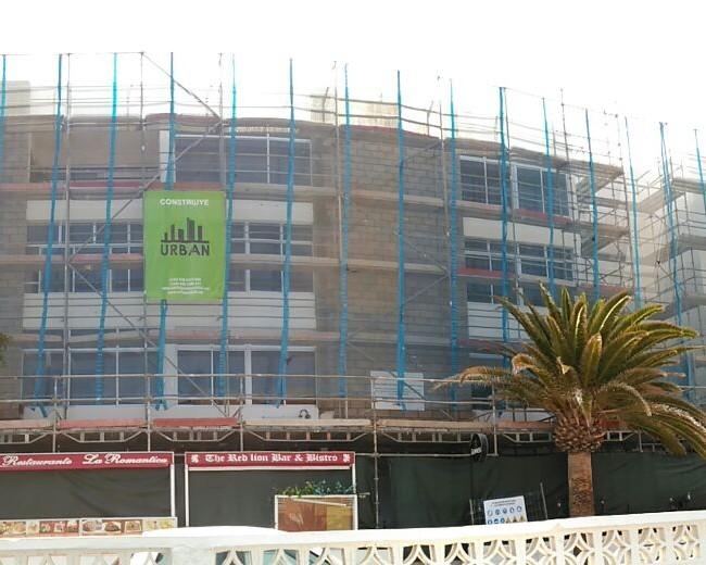 Rehabilitación Edificio El Ancla
