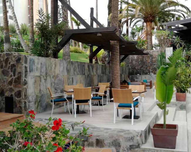 """Hotel Corallium Beach"""" en San Agustín, Gran Canaria"""