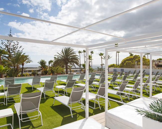 Hotel Abora Interclub Atlantic en San Agustín, Gran Canaria