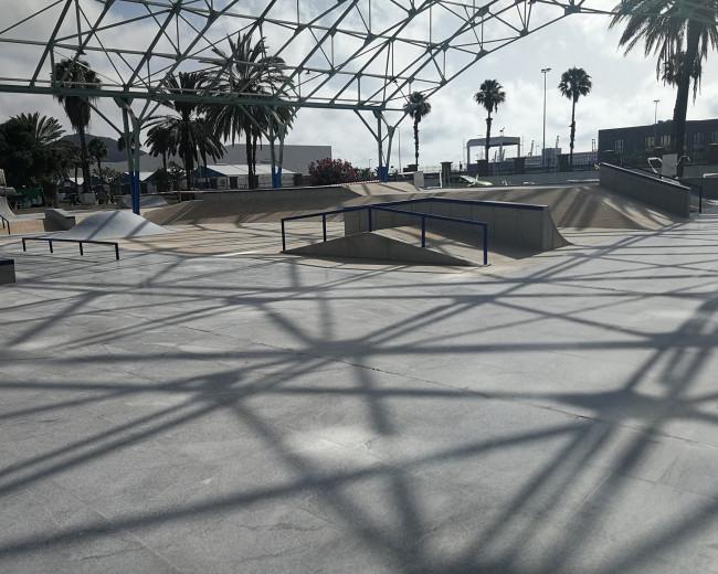 """Skate """"El Refugio"""" en Las Palmas de Gran Canaria"""