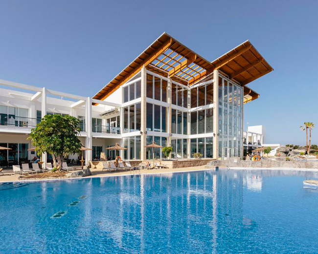 "Hotel Alua Village ""Fuerteventura"" en Jandia"