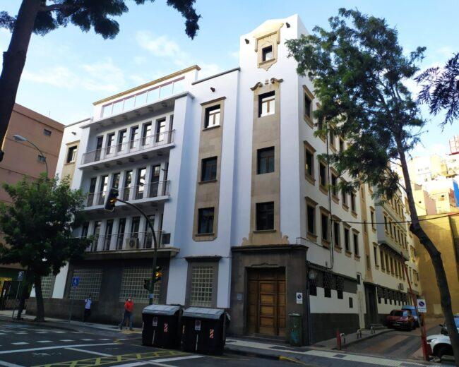 Edificio Corfarca – Las Palmas de GC, 2020